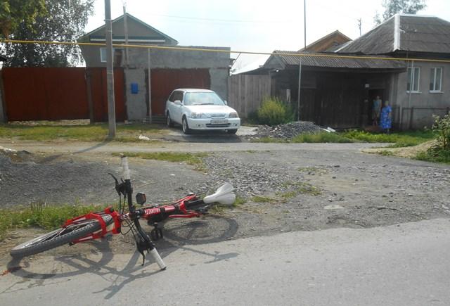 Под Первоуральском «Газель» насмерть сбила велосипедиста
