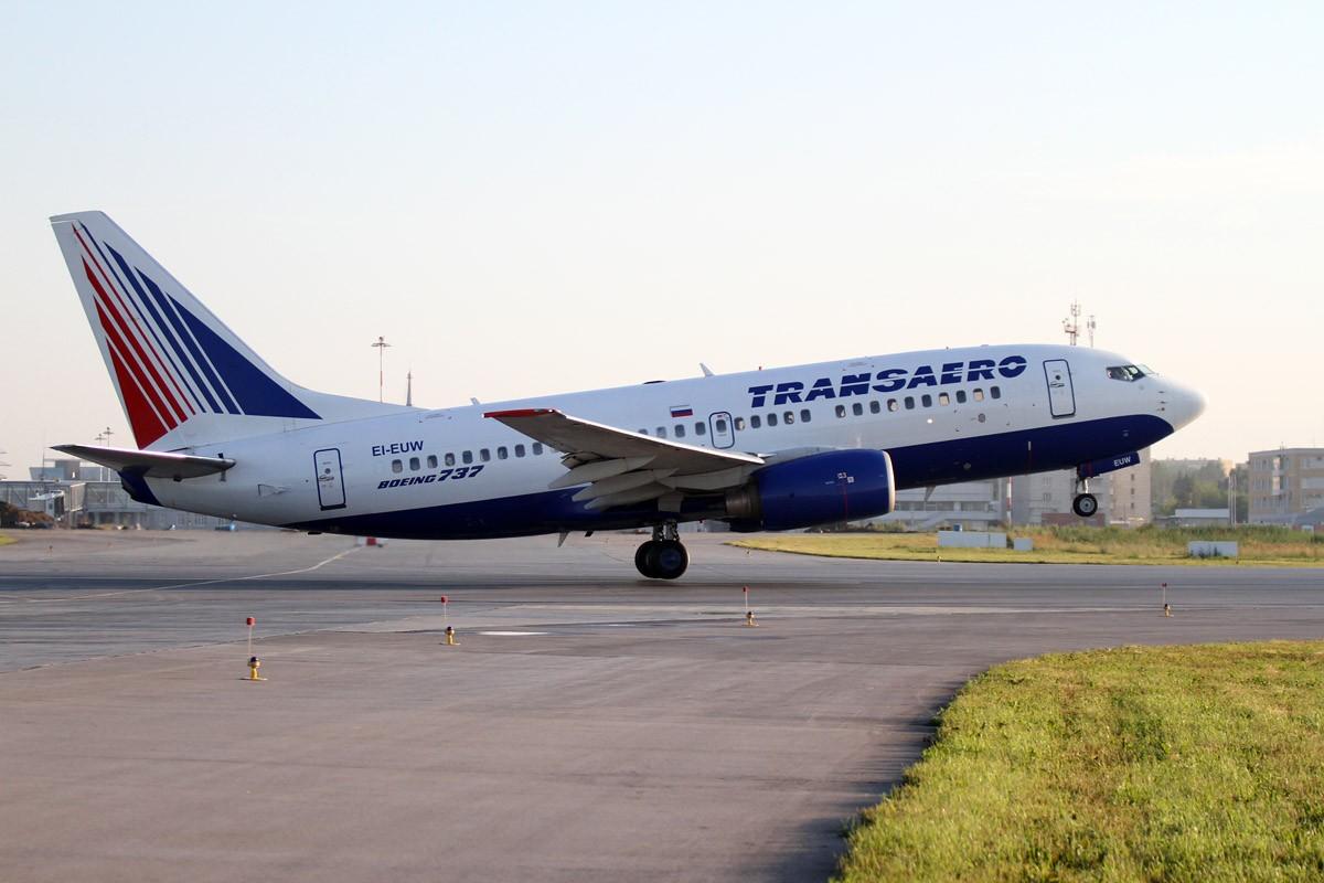 «Трансаэро» запустит прямой рейс Екатеринбург — Лондон