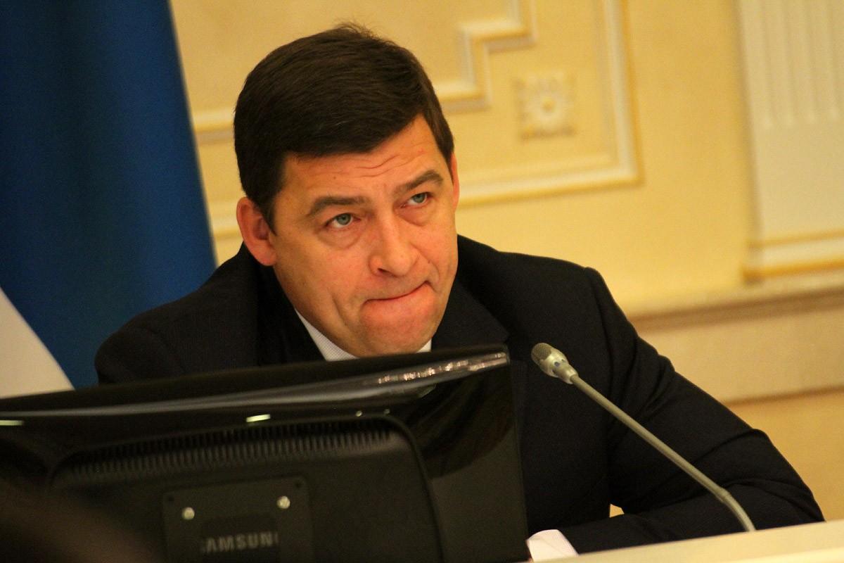Куйвашев продолжает опускаться в рейтинге влияния глав регионов