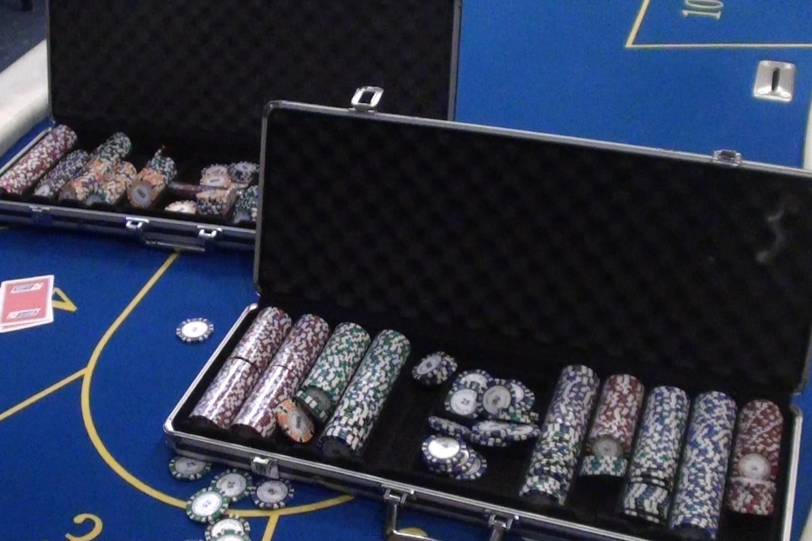 Полиция ликвидировала на Вторчермете подпольное казино