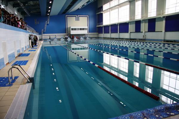 В Североуральске отремонтировали бассейн, закрытый 6 лет назад