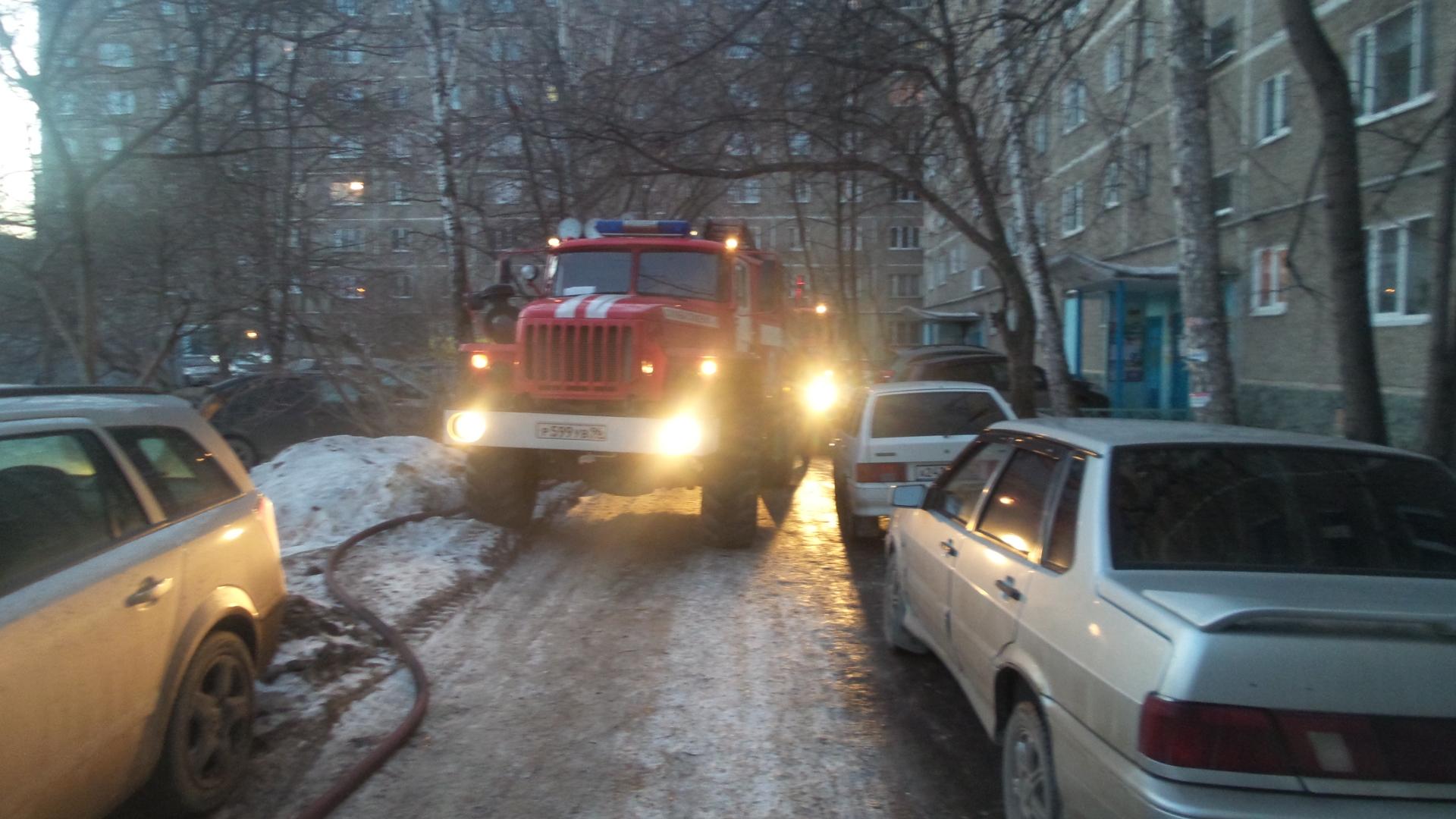 Задохнулась в дыму: пожилая женщина погибла в пожаре на Пехотинцев