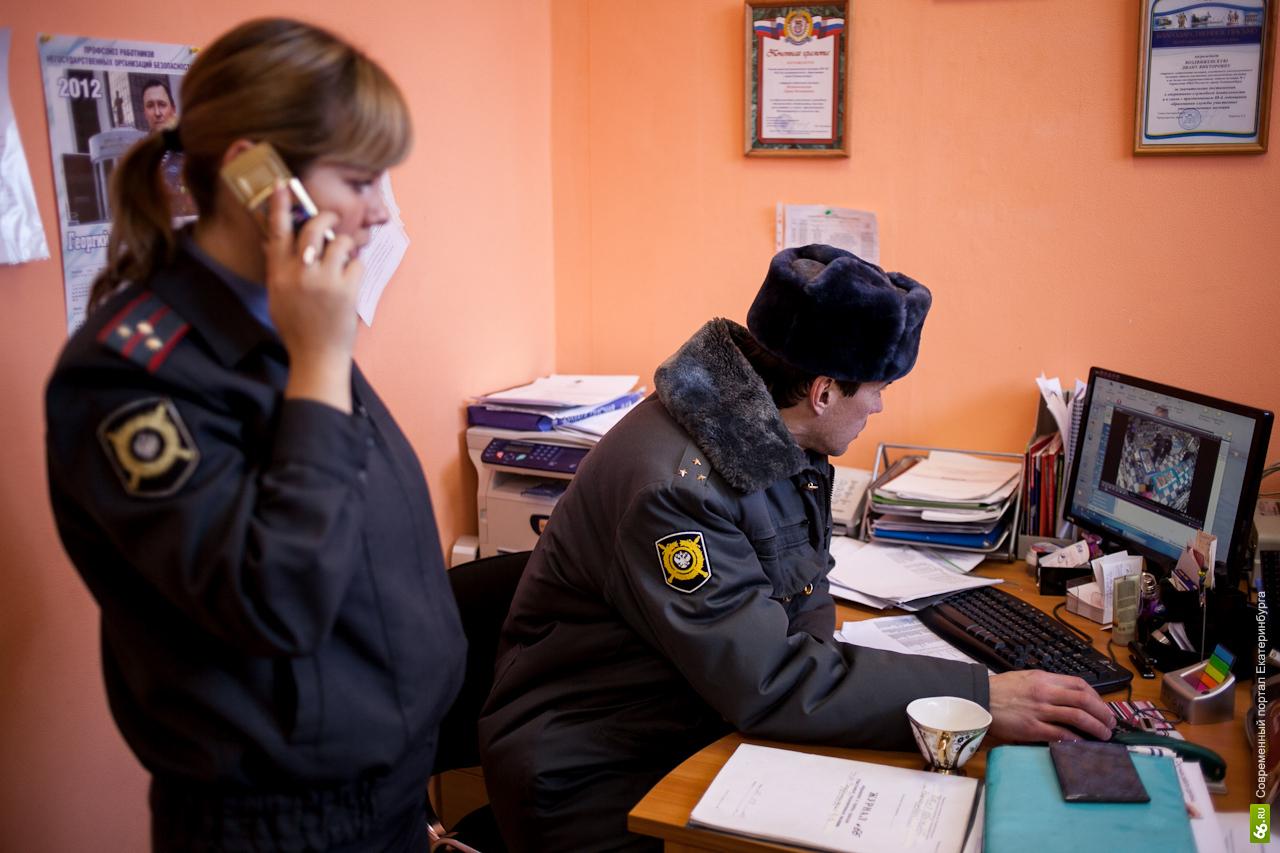 В Туринской Слободе полицейские по горячим следам раскрыли кражу