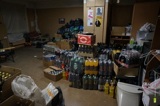 В Нижнем Тагиле полицейские выльют 500 бутылок алкоголя