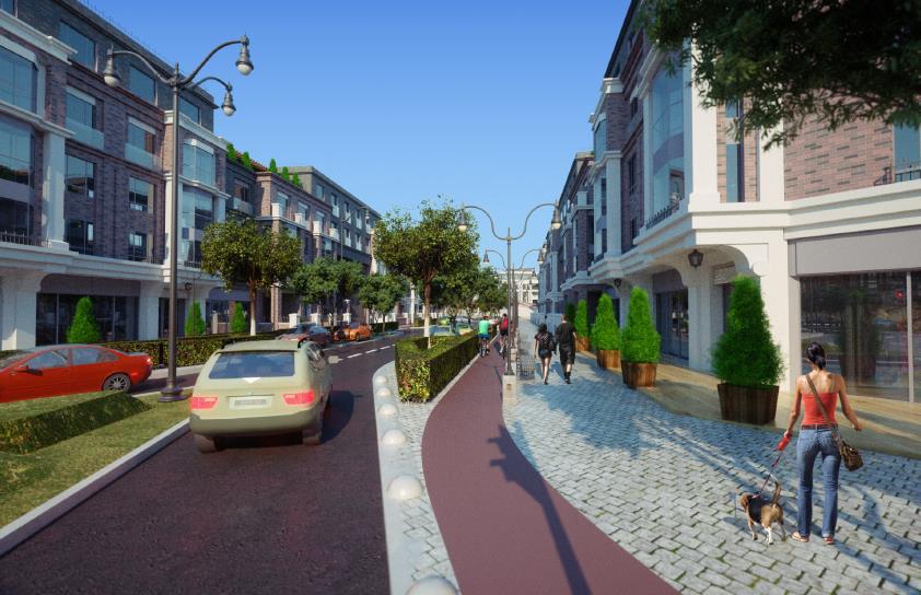 Автомобилям здесь не место: новый район Среднеуральска станет городом пешеходов