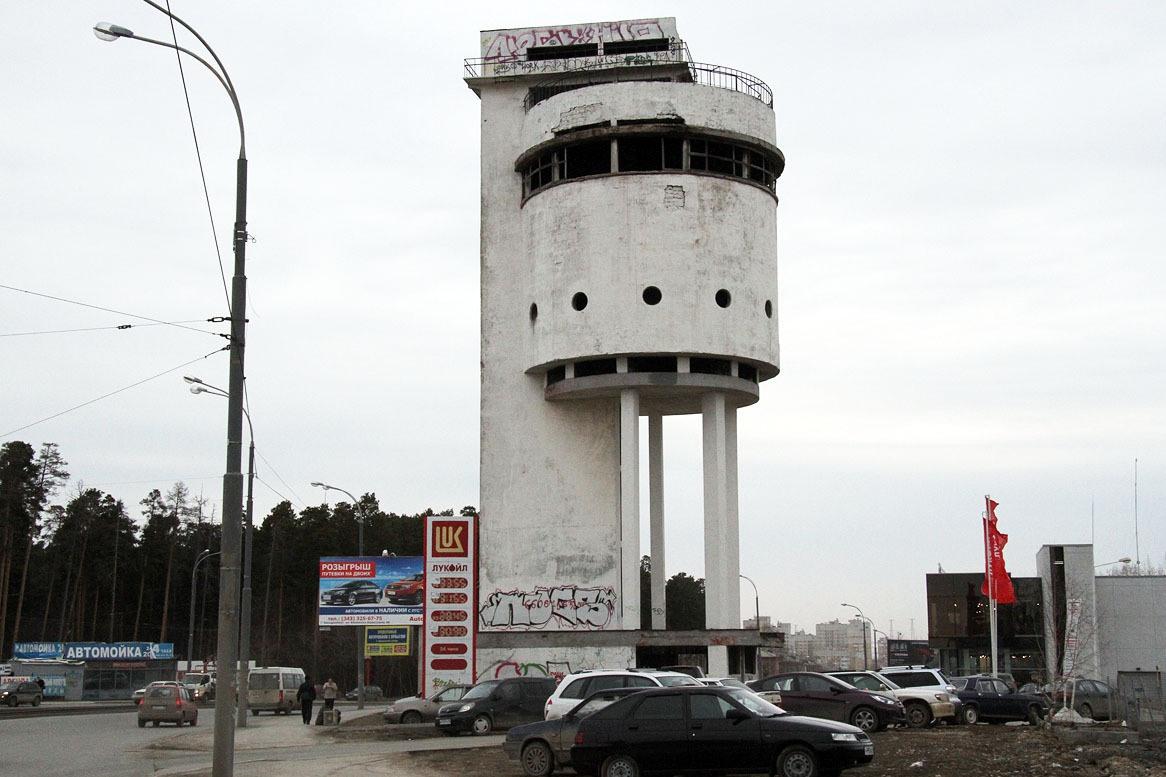 Арх-группа «Подельники» собирает деньги на консервацию «Белой башни»