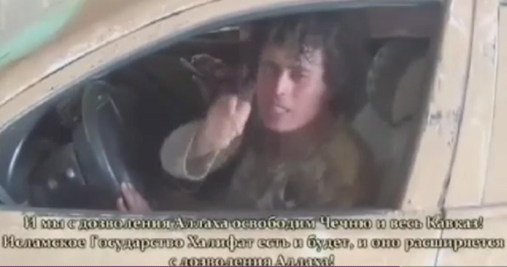 Боевики «Исламского государства» пообещали Путину «освободить» Чечню и Кавказ