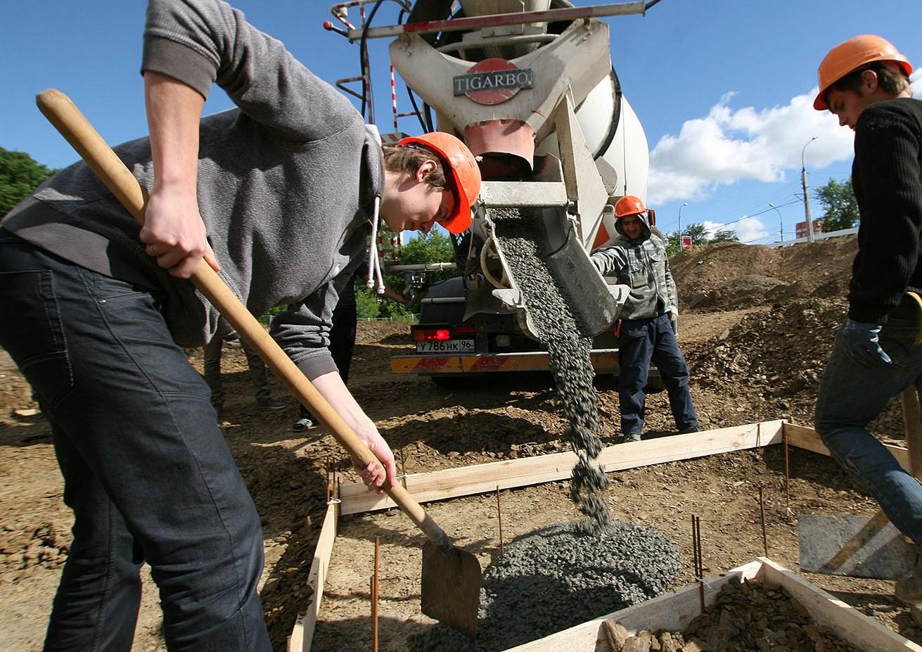 Строй сам. Гребем бетон лопатой и познаем власть геодезии