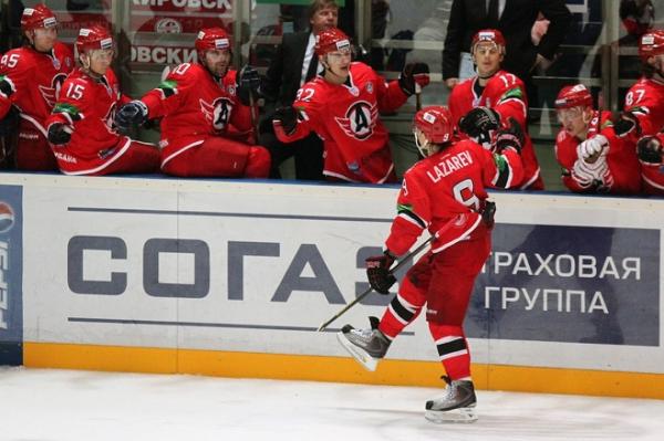 Нас не догонят! «Автомобилист» досрочно вышел в плей-офф КХЛ