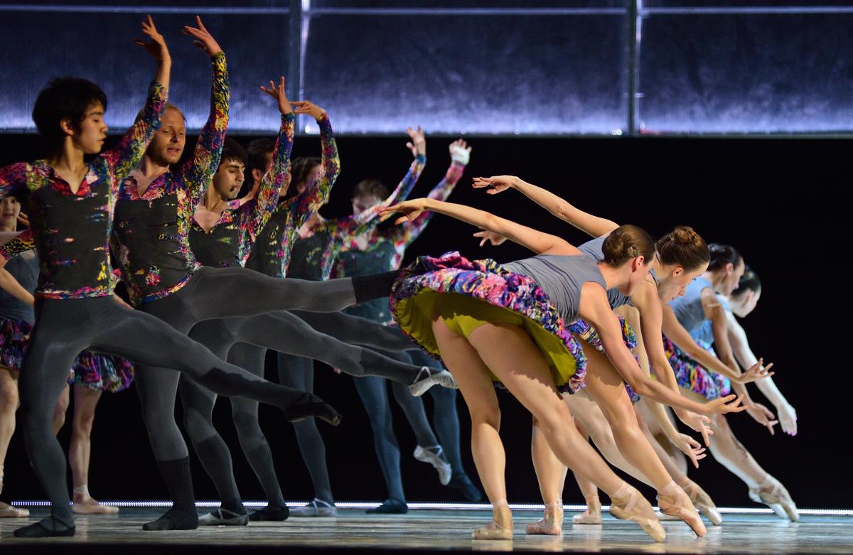 Фоторепортаж 66.ru: в Екатеринбурге покажут «балет в 3D»