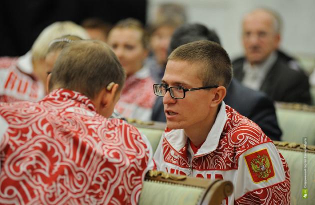 Свердловские паралимпийцы получат олимпийские премии