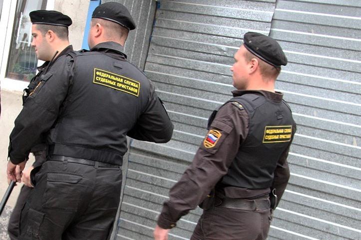 Судебные приставы прикрыли еще одно кафе на Сортировке
