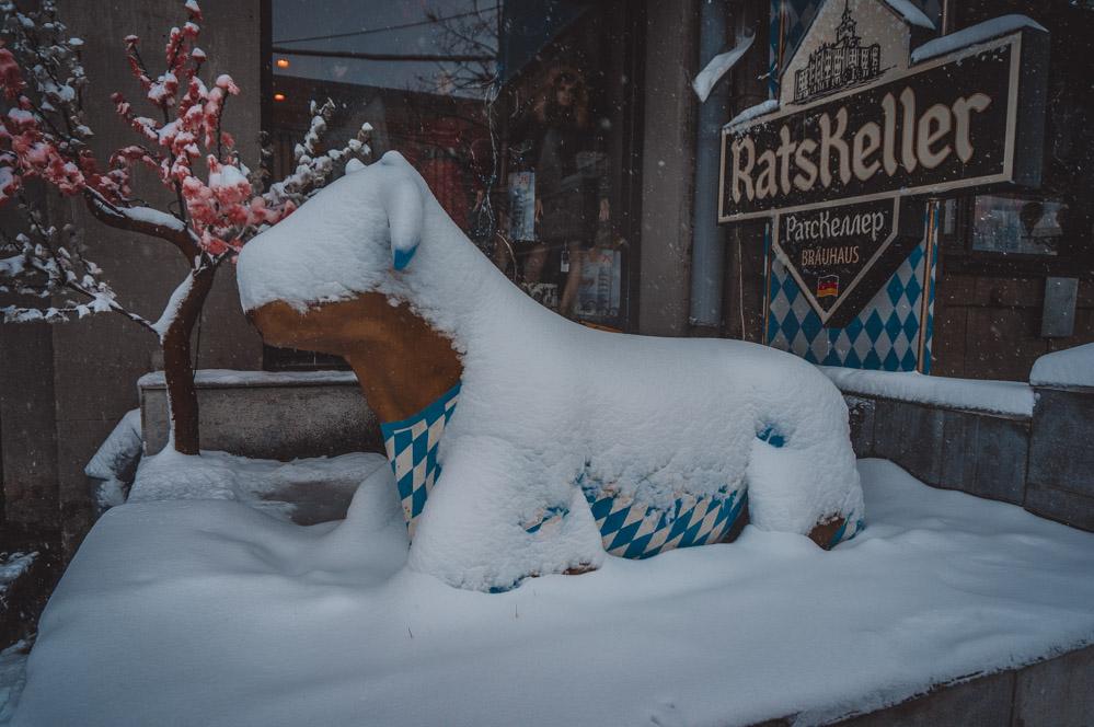 От минуса к плюсу и наоборот: на неделе Екатеринбург засыплет снегом