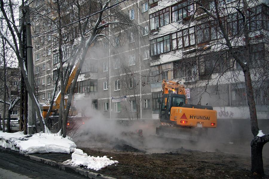 В Реже без отопления остались тридцать домов, три садика и школа
