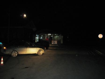 В Тавде водитель Lada задавил собственную пассажирку