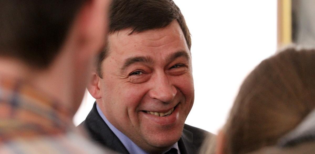 Область осталась без руководителя: Евгений Куйвашев уехал из Екатеринбурга