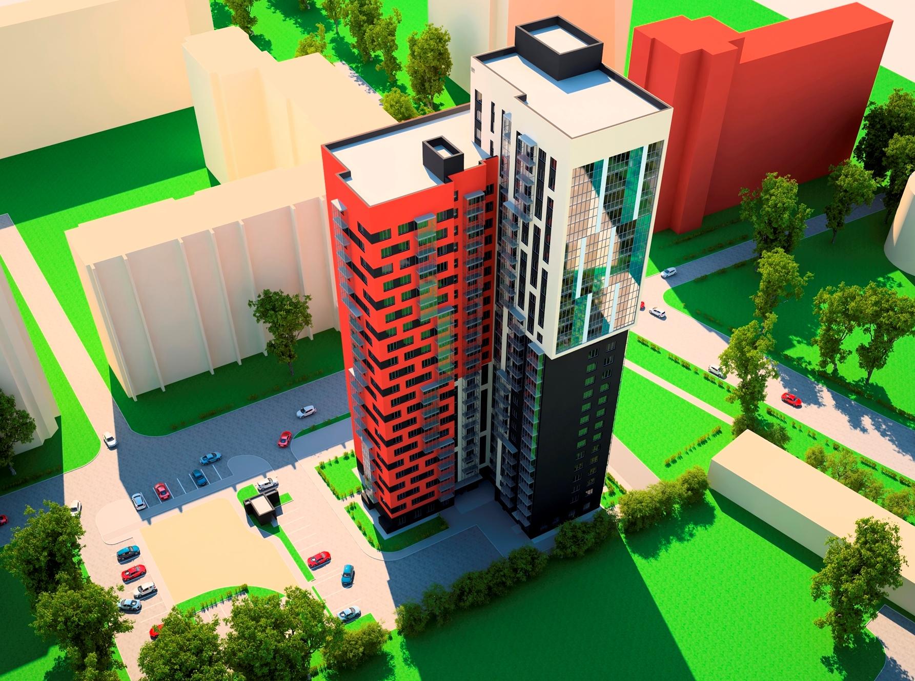 «Это рынок, детка!» На ВИЗе появится дом на 200 однокомнатных квартир