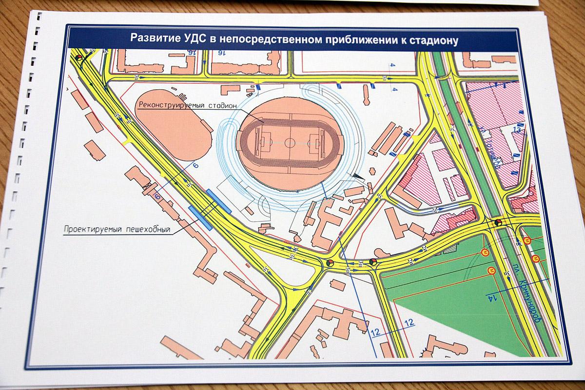 Евгений Куйвашев: на Центральный стадион потратят всего 6 млрд рублей