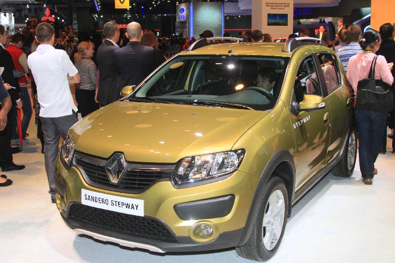 Родом из Тольятти: раскрыты все секреты нового Renault Sandero для России