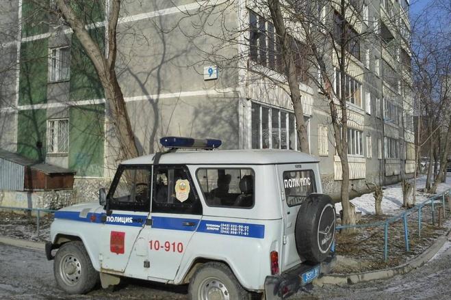 Один бомж заживо сжег другого прямо в центре Екатеринбурга