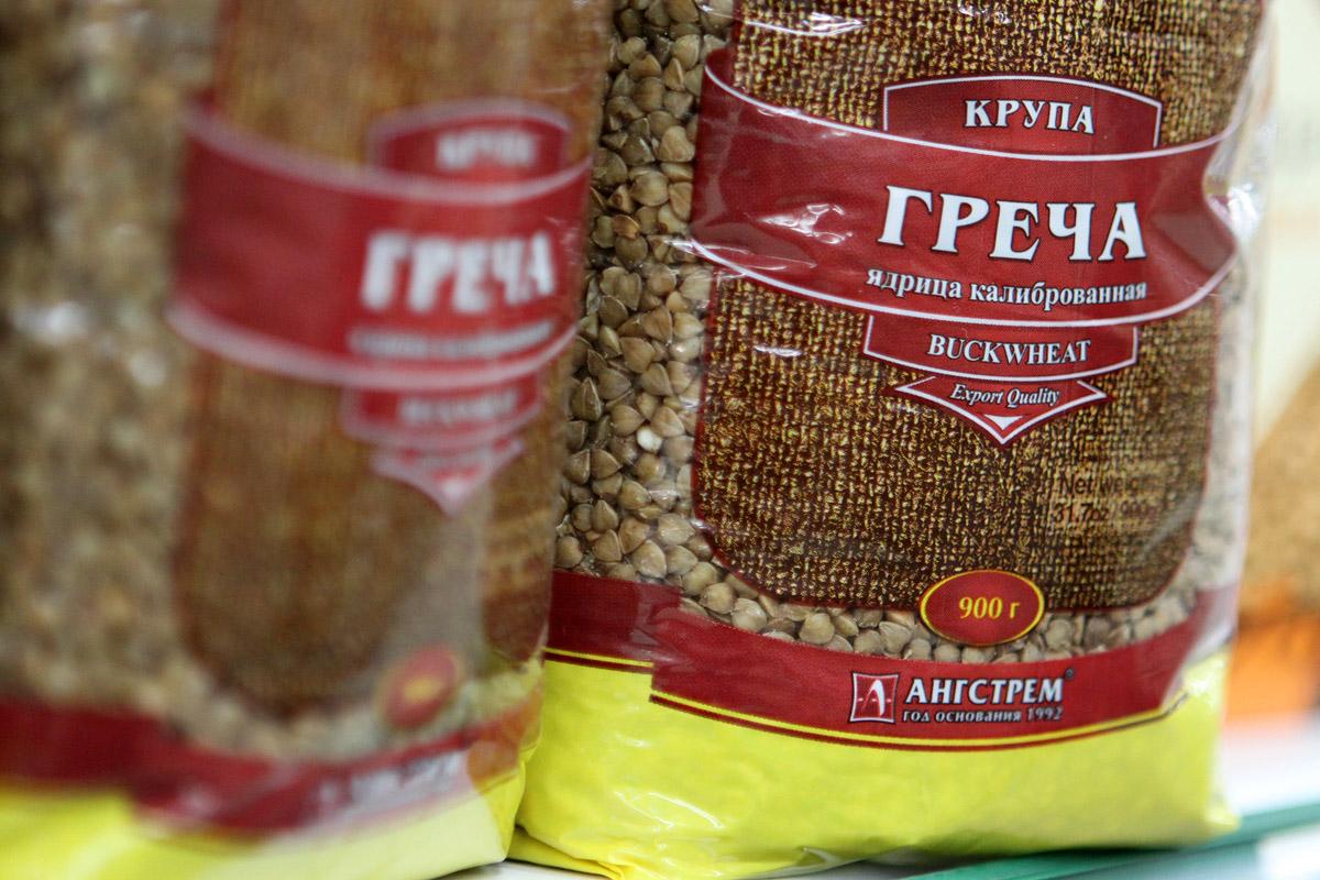 Ждем паники: оптовые цены на гречку в Екатеринбурге уже выросли в два раза