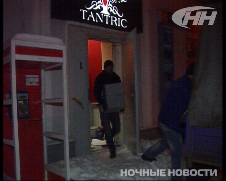 Полиция накрыла подпольное казино на Комсомольской