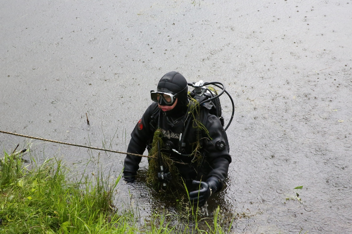 Маленького Витю, пропавшего в Туринском районе, ищут водолазы