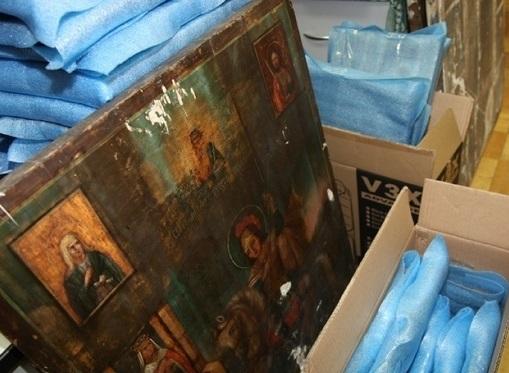 Иконы Ройзмана ждут в Лувре. Экспонаты — в полиции