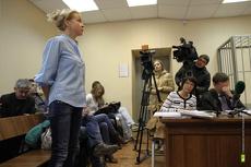 Допрос засекреченных свидетелей по делу Пановой проходит за закрытыми дверями