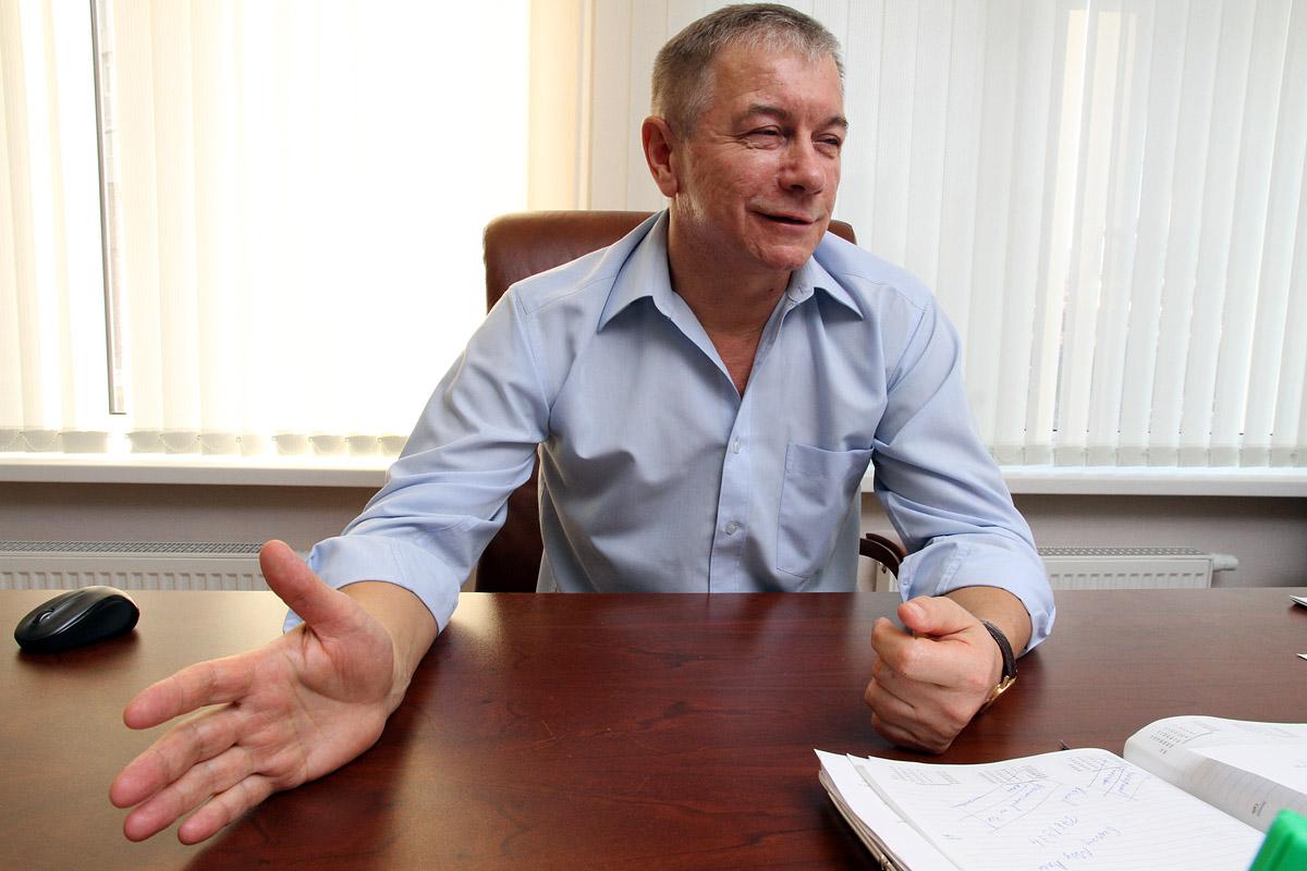 Владимир Копылов, «Стройтэк»: «Генподряды спасают от кризиса»