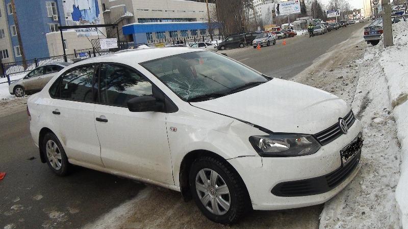 На Волгоградской Volkswagen насмерть сбил пенсионерку