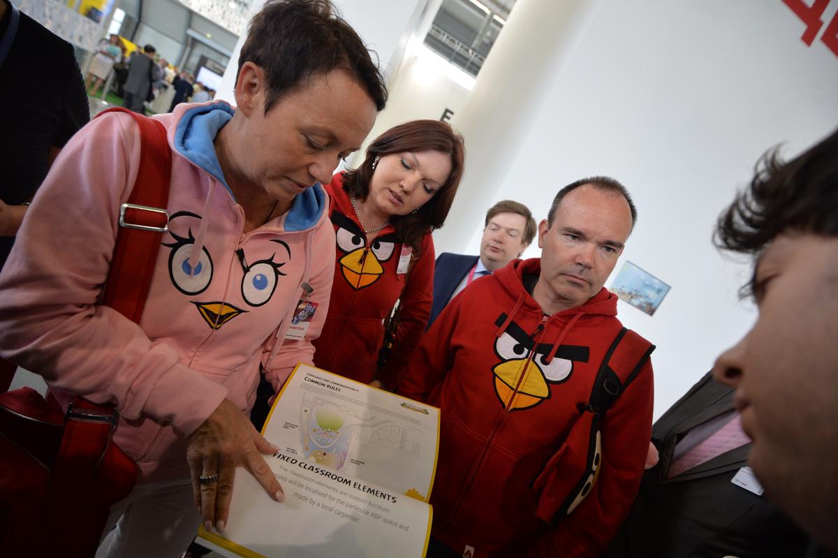 Создатель Angry Birds: действие игры вполне может проходить в Екатеринбурге