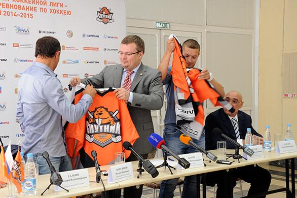 Мечты сбываются: хоккеистов из Тагила будет финансировать Газпромбанк