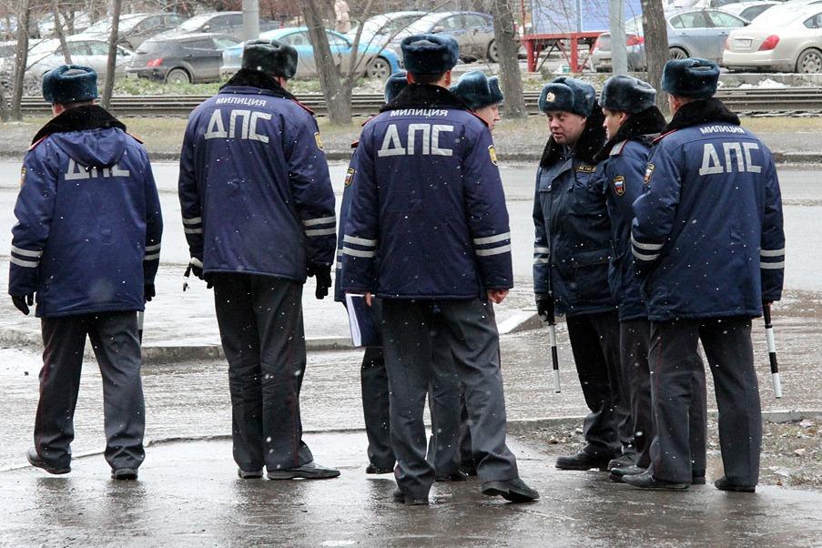 На трассе Серов — Екатеринбург «Богдан» сбил сотрудника ДПС