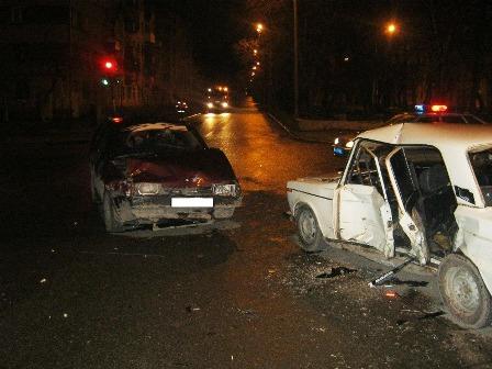 В Екатеринбурге 5 человек пострадали в аварии