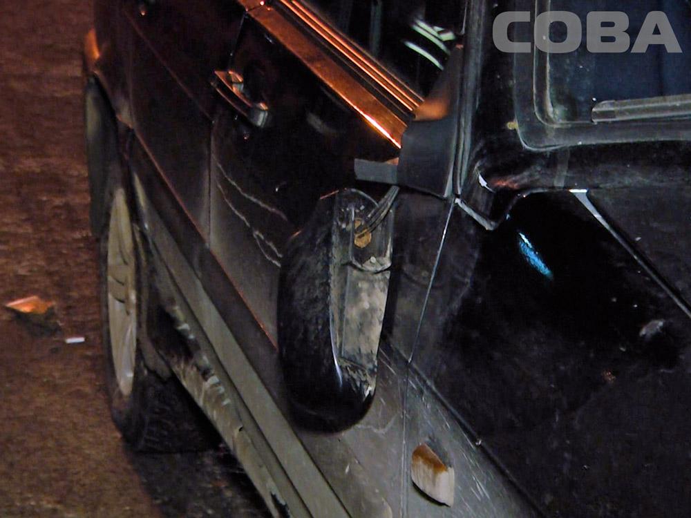 В аварии на Опалихинской погибла пожилая женщина