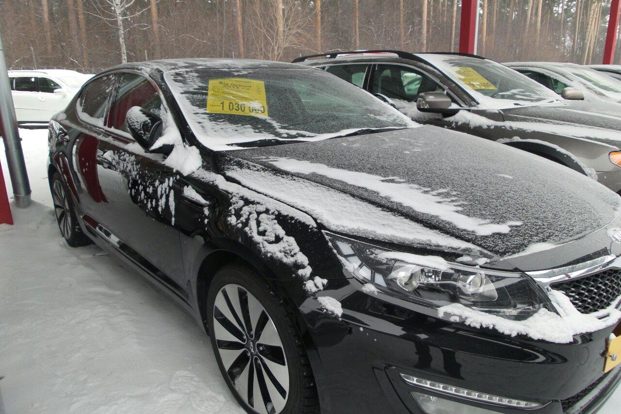 Версия: владельцы Fresh-Motors ограбили себя сами