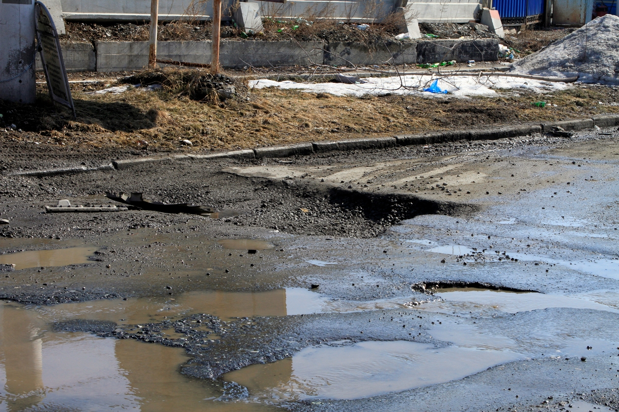 Свердловский Минтранс проверит, куда ушли деньги, выделенные на ремонт дорог