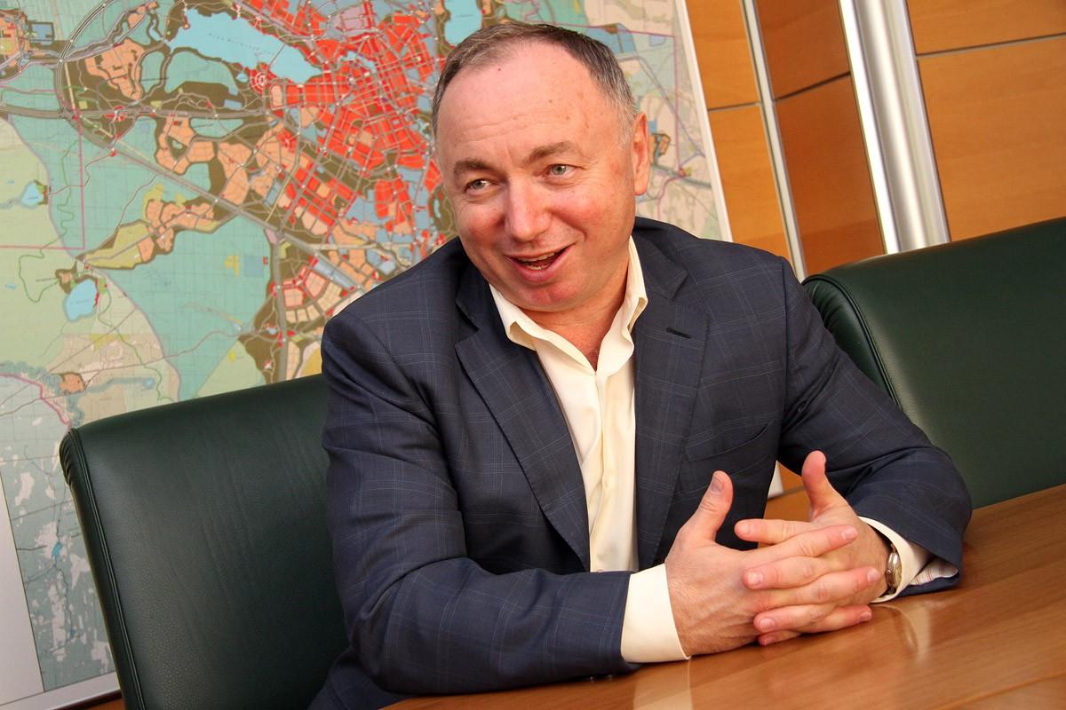 «Пипец», «удача» и «добро». Валерий Ананьев стал человеком года