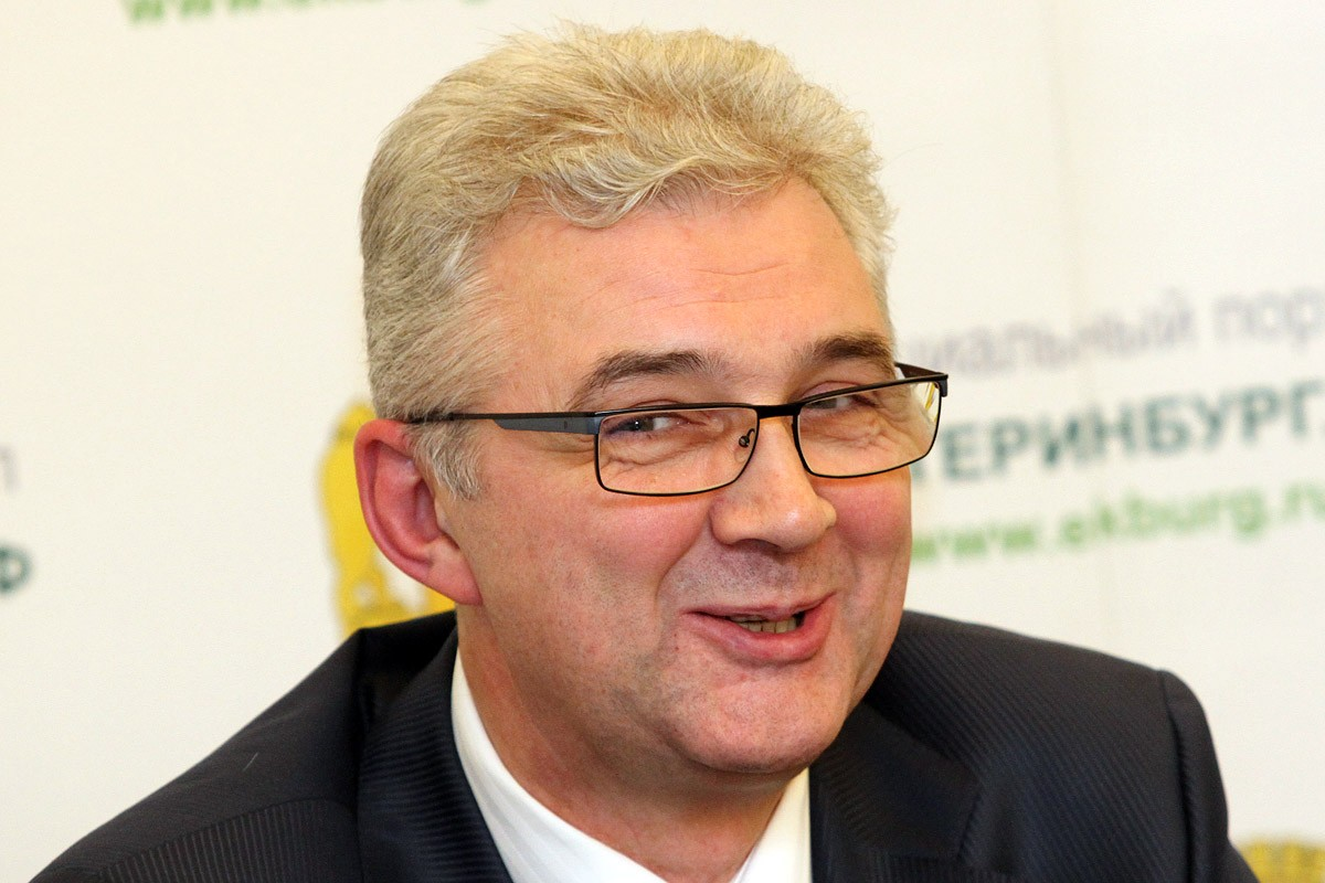 Ройзман рекомендовал в сити-менеджеры Александра Якоба