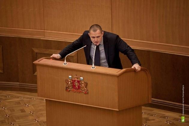 Дело принципа: депутат Заксобрания от ЛДПР сложил с себя полномочия