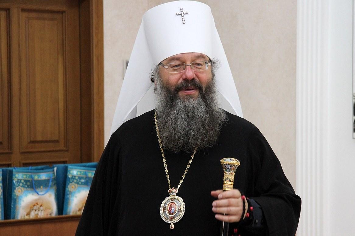 Митрополит Кирилл представил свой план развития Екатеринбурга на 8 лет. Вся речь целиком