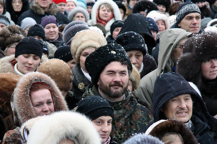 Завтра будет лучше, чем вчера: большинство россиян ожидает, что 2015 год будет удачным