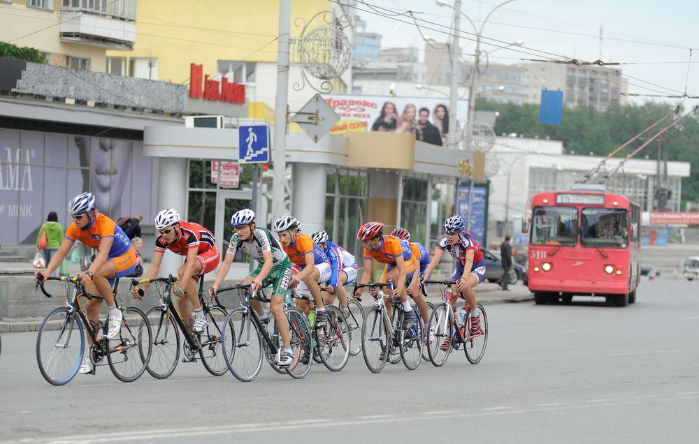 Сильнейшие спортсмены приедут в Екатеринбург на велогонку-критериум