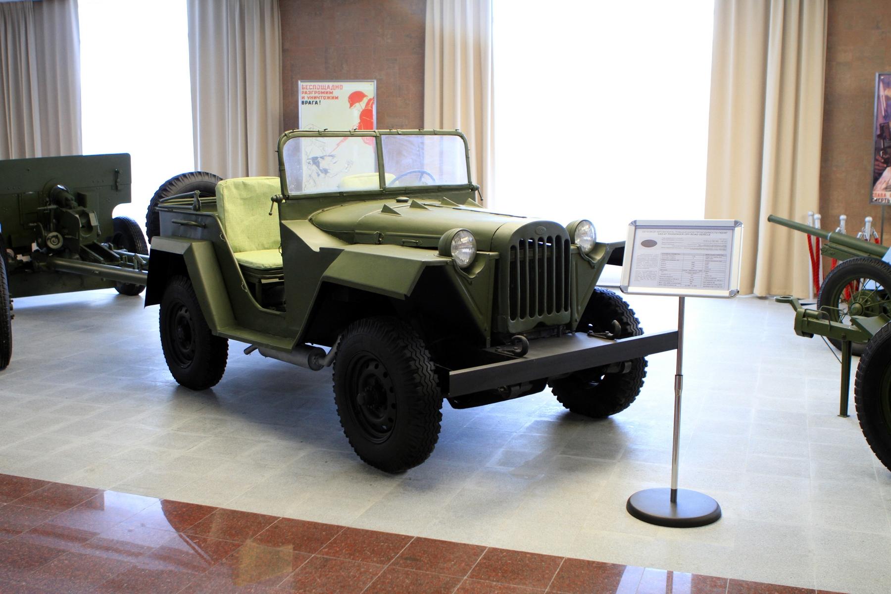 Уникальный музей военной техники фронтовых лет открыли в Пышме