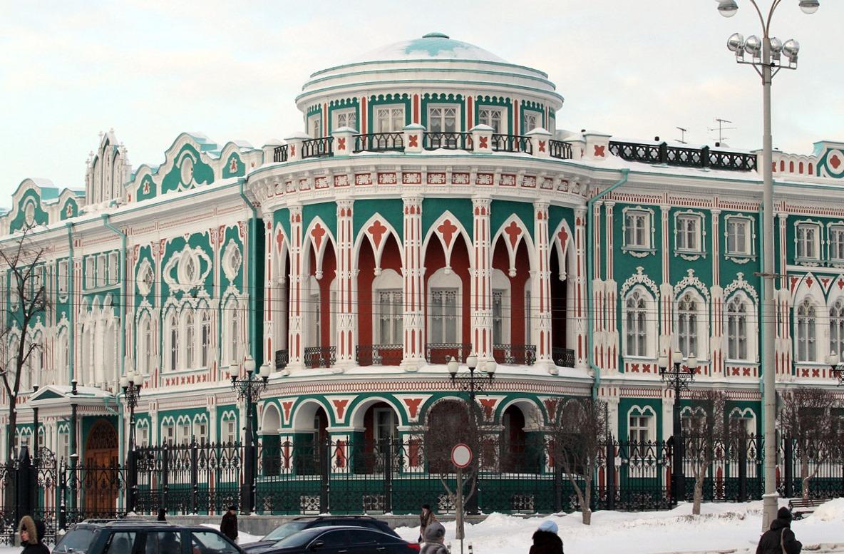 Екатеринбург вошел в десятку самых посещаемых путешественниками городов России