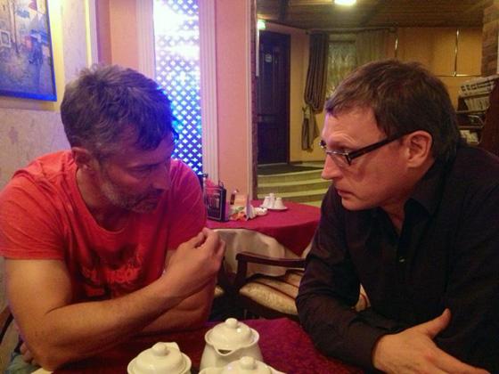 Коалиция Ройзмана и Буркова: ни жертв, ни разрушений