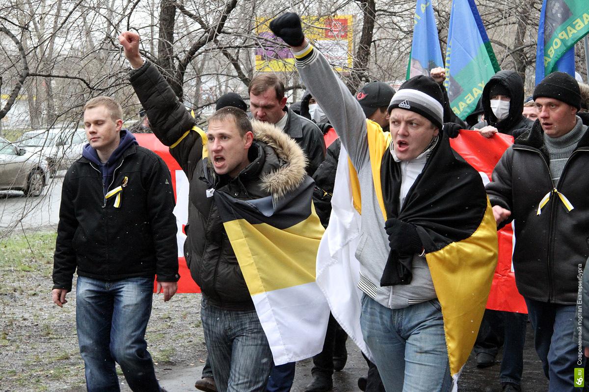 Нацистское приветствие попадет под статью Уголовного кодекса