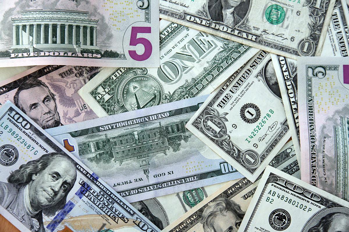 Доллар впервые с 1998 года взял планку в 41 рубль