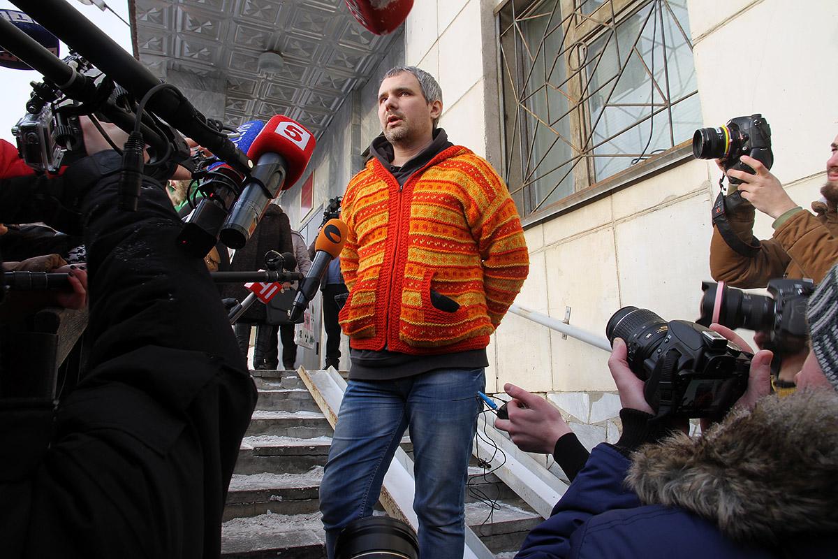 Будут сажать. Прокуратура настаивает на обвинительном приговоре для Дмитрия Лошагина